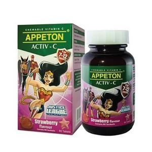 APPETON ACTIV-C (STRAWBERRY)