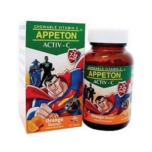 APPETON ACTIV-C (ORANGE)