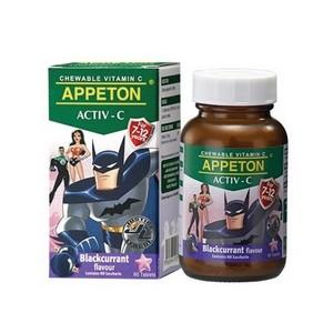 APPETON ACTIV-C (BLACKCURRANT)