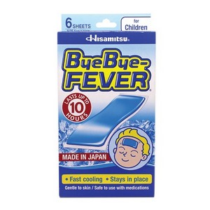 BYE BYE FEVER (CHILDREN) @ 6 SHEETS