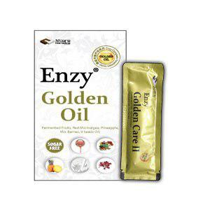 ENZY® GOLDEN OIL @ 10 SACHETS