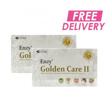 ENZY® GOLDEN OIL @ 2 BOXES